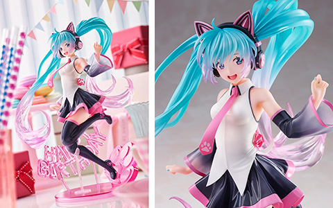 Hatsune Miku Birthday 2021 Artist MasterPiece figure from Taito