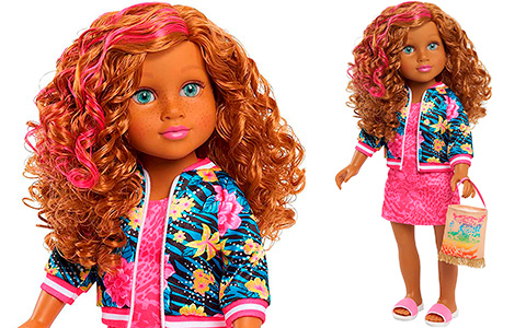 Journey Girls Adriana doll