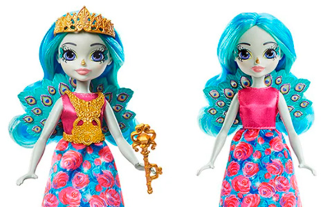 Royal Enchantimals Queen Paradise doll